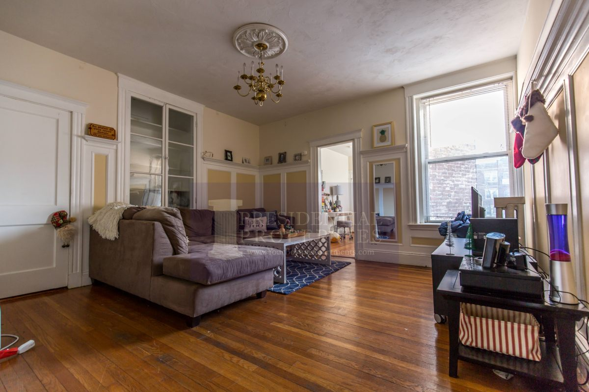 Very Large Allston 3 Bedroom Available September 1