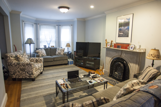 South End Renovated Two Bedroom Duplex