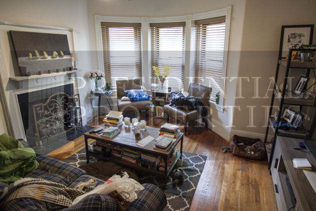 Back Bay Large 1 Bedroom Plus Available September1