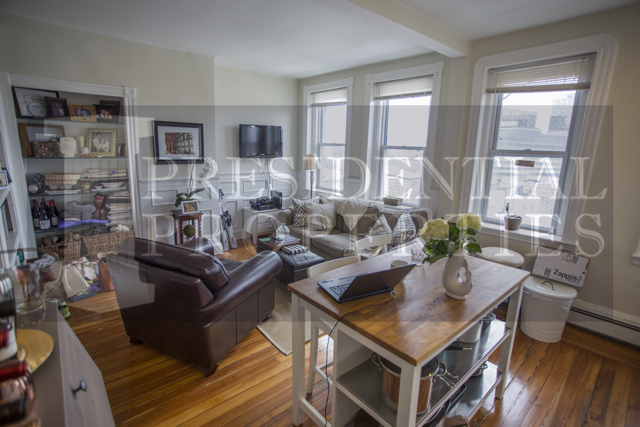 Beacon Hill One Bedroom Penthouse