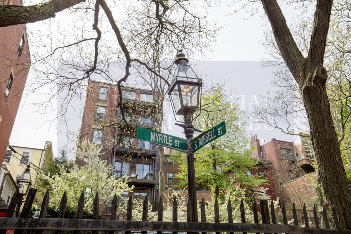 NEW LISTING! Beacon Hill Myrtle Street1Bedroom