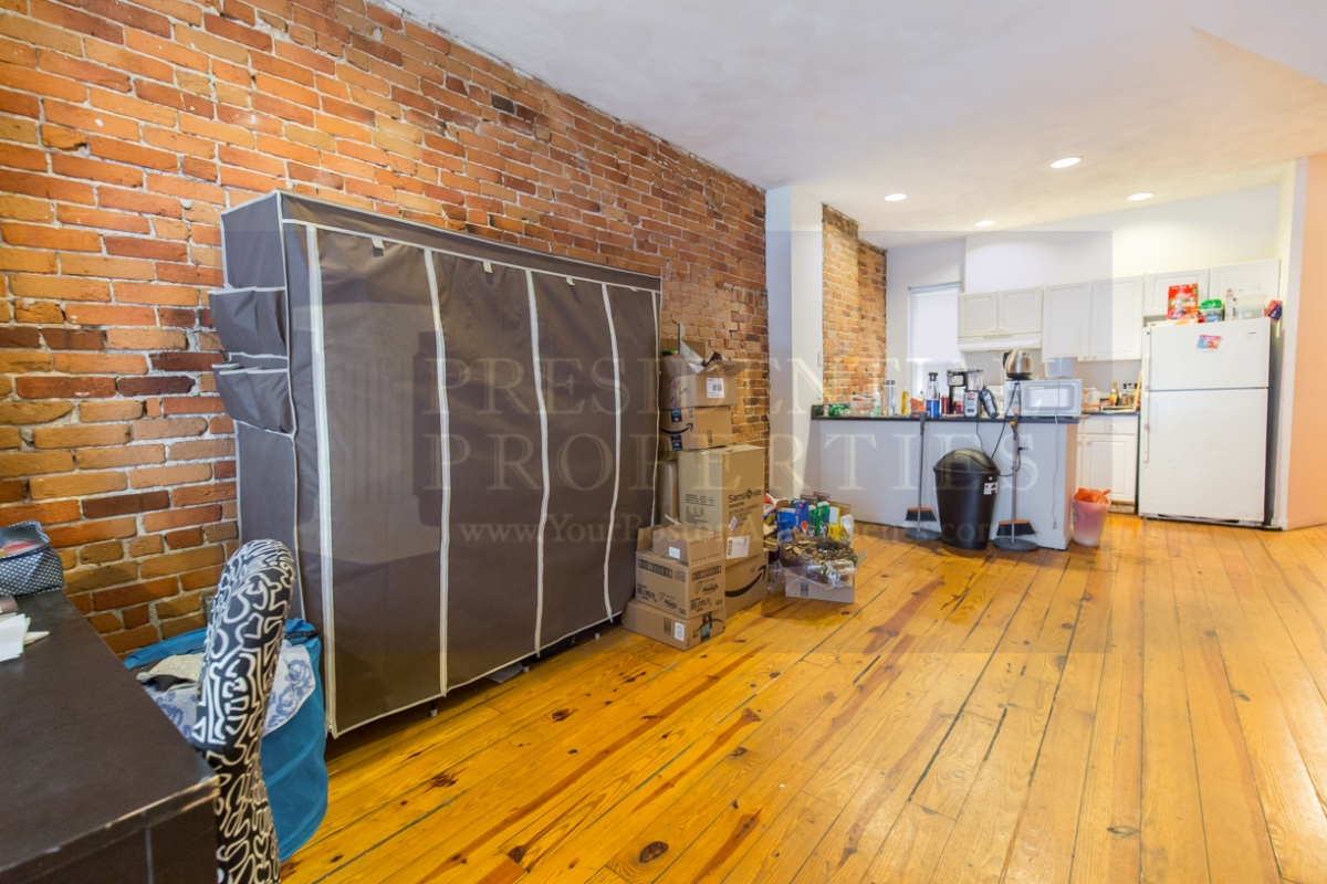 Fenway Back Bay 3Bed/2Bath Duplex