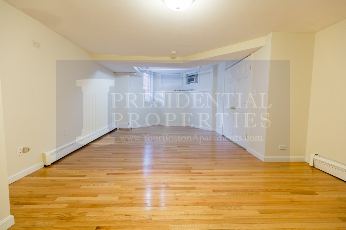 PRICE REDUCTION! Back Bay, Marlborough Street, Studio Includes All Utilities