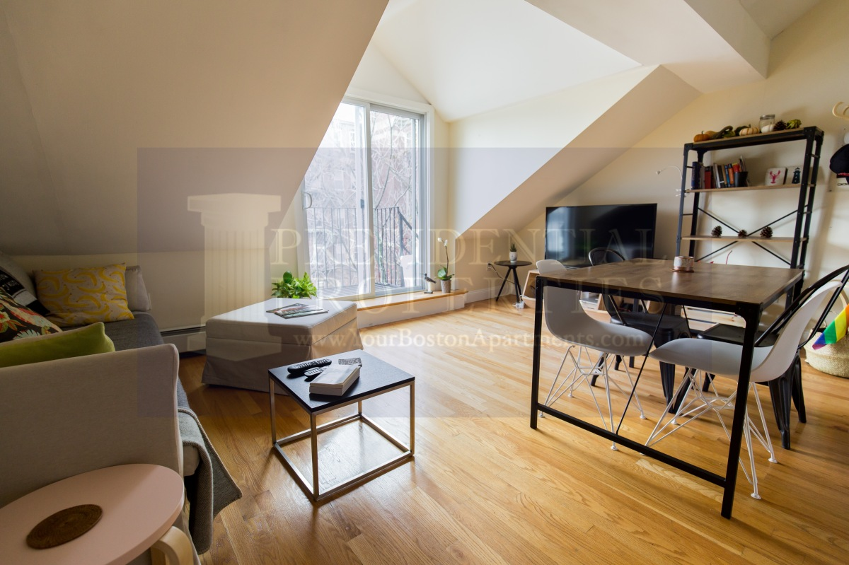 Beacon Hill 1 BedroomPenthouse!