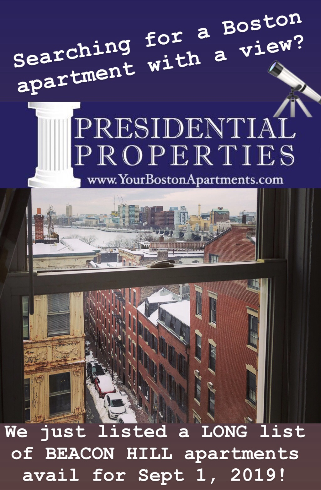 Searching for a #Bostonapartment??