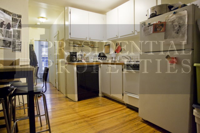 New Listing! Beacon Hill Revere Street Three Bedroom with Eat In Kitchen