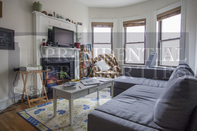 NO FEE & PRICE REDUCTION! Back Bay, St Germain Street, Two Bedroom with Private Deck